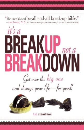 It's a break up not a break down