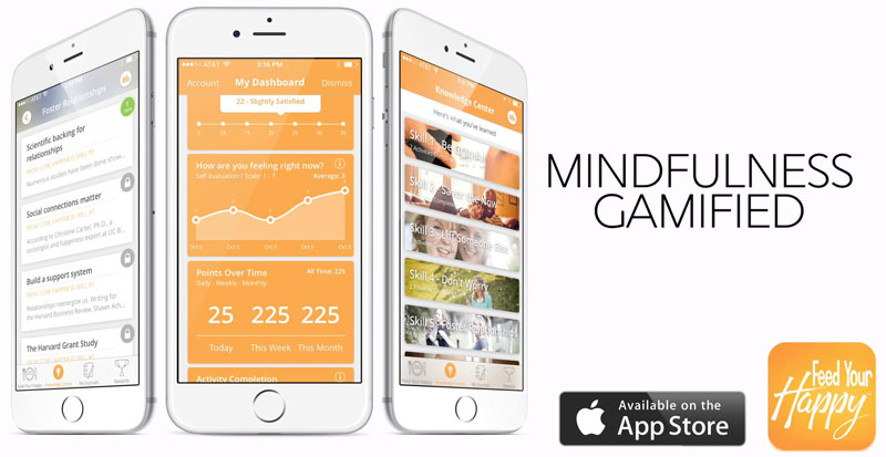 Mindfulness_Gamified App