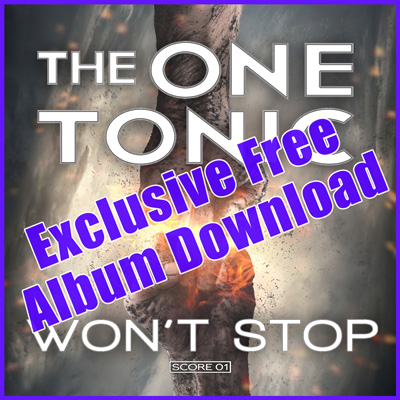 The One Tonic Won't Stop EP Album Download